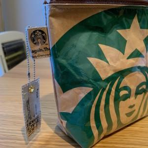 recyclebag-スターバックス